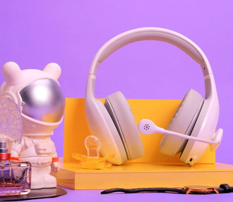 Наушники с микрофоном Xiaomi Mi Headphones Bluetooth (K song version)