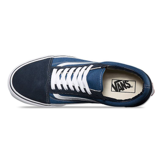 Кеды Vans Old Skool синие