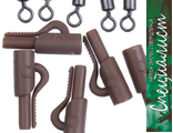 Набор для оснасток Gardner COVERT CLIP KIT SESSION PACK BROWN