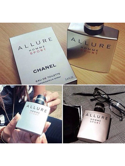 "Chanel - ""Allure Homme Sport"" , объем 100 мл"