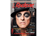 Rockcor Magazine Issue 2 2021 Alice Cooper Cover Русские музыкальные журналы, Intpressshop, Intpress