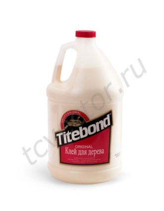 Клей TITEBOND ORIGINAL WOOD GLUE (ТАЙБОНД) 3,785 мл.