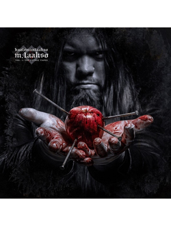 Kuolemanlaakso - M. Laakso - Vol. 1: The Gothic Tapes LP blood-red