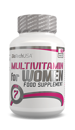 Multivitamin For Women BioTech 60 капсул