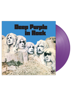 DEEP PURPLE - IN ROCK LP Purple