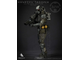 КОЛЛЕКЦИОННАЯ ФИГУРКА 1/6 Hanroku Trooper Deluxe Black (Salt Black Edition) ACTION FIGURE - GREEN WOLF GEAR