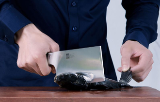 Набор ножей Xiaomi HuoHou Fire compound steel knife set