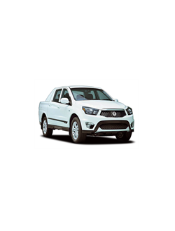 SsangYong Actyon Sports II 2012 – 2015