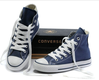 converse chuck taylor all star hi navy 03