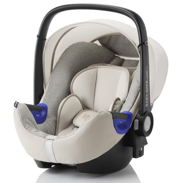 Britax roemer baby-safe i-size и база flex Sand Marble