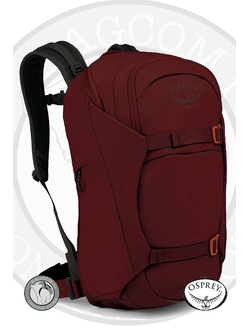 Osprey Metron 26L Crimson Red | Интернет магазин Bagcom