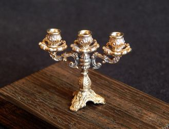 candlestick from the 19th century (France)