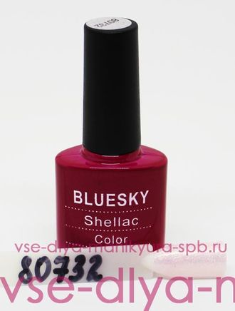 Гель-лак Bluesky Shellac color №80732