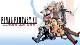 FINAL FANTASY XII The Zodiac Age [Nintendo Switch, английская версия]