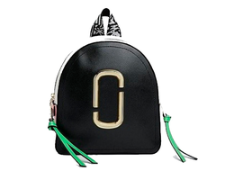 MARC JACOBS The Pack Shot Black/Baby Pink