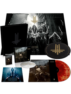 BEHEMOTH - I loved you at your darkest BOX DELUXE