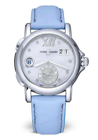Ulysse Nardin Dual Time GMT Ladies