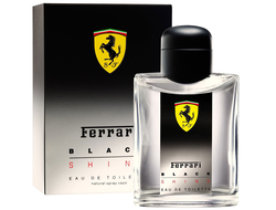 Мужские духи Ferrari Black Shine for Men