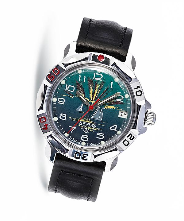 c3a4990c Командирские ВВС России - Часы наручные ВОСТОК-Командирские 811976