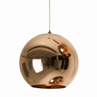 Светильник Copper Shade Pendant Lamp