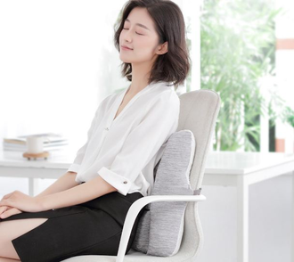 Подушка для спины Xiaomi Mi 8H K3 adjustable support lumbar pillow