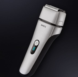Электрическая бритва Xiaomi SMATE Four-head reciprocating razor Electric Shaver чёрная