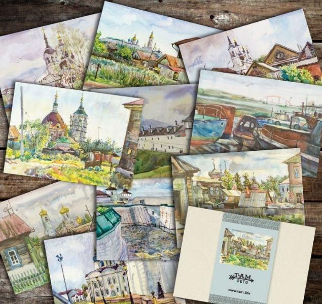 Масленица прикольные, наборы открыток почтой