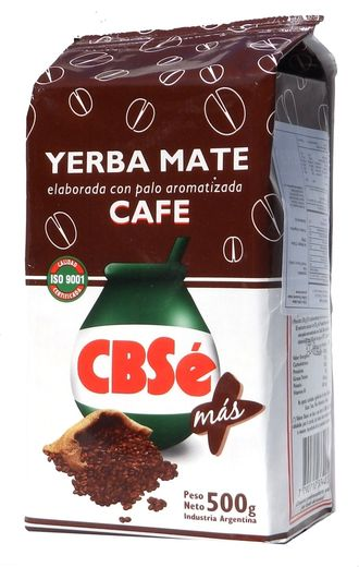 Yerba Mate CBSe Coffee