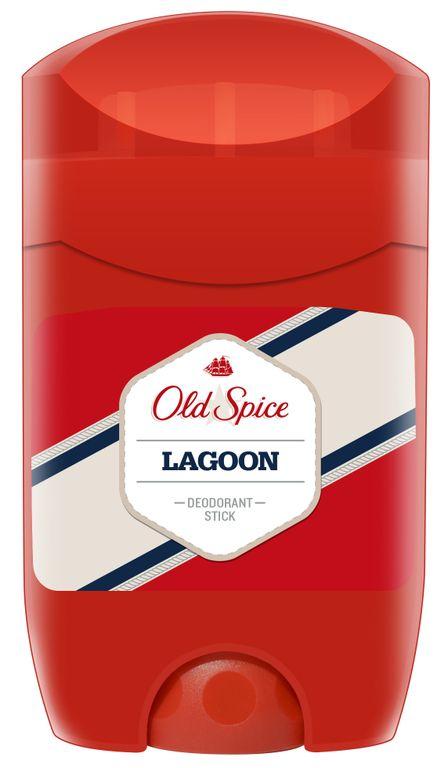 Tвердый антиперспирант-дезодорант Old Spice Lagoon, 50 мл