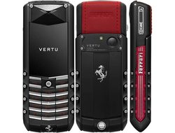 Vertu Ascent Ferrari GT Limited Edition Vertu Ascent Ferrari GT Limited Edition