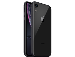 Apple iPhone XR 64gb Black - MRY42RU/A Ростест