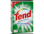 Порошок для цветного и белого Tend Color&White 1,80кг