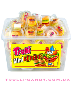 Trolli - Mini Burger (600g) 4000512994909