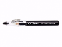 ВОСКОВЫЙ КАРАНДАШ ДЛЯ БРОВЕЙ CC BROW WAX FIXATOR