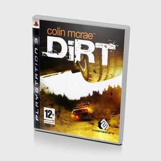 игра для PS3 Colin McRae DIRT