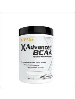 BCAA VPS nutrition X Advanced BCAA 438g