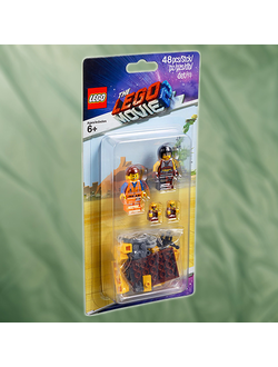 # 853865 Набор Минифигурок «LEGO Фильм 2» / The LEGO Movie 2 Accessory Set