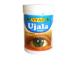 Тоник для зрения Уджала (Ujala) Vyas, 100 табл.