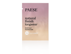 Саше-пробник LONG WEAR NATURAL FINISH NANOREVIT