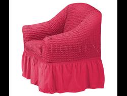 Чехол Стандарт на кресло, цвет Фуксия
