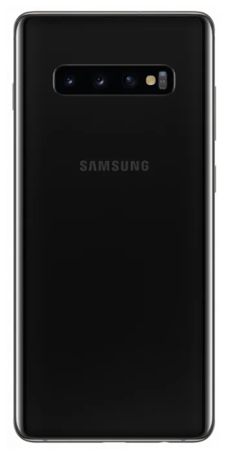 Смартфон Samsung Galaxy S10+ 128GB Prism Black