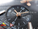 Polaris Geographic WT RG Black Textured Dial