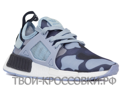 Кроссовки Adidas Originals NMD XR1 Light Blue женские