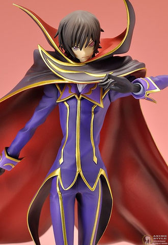 Фигурка 1/8 Лелуш Ламперуж (Lelouch Lamperouge Zero)