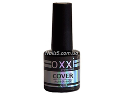 Oxxi professional Cover Rubber Base №010, 10 мл