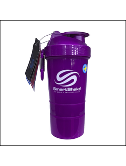 Шейкер Smart Shake Original2go 600ml purple