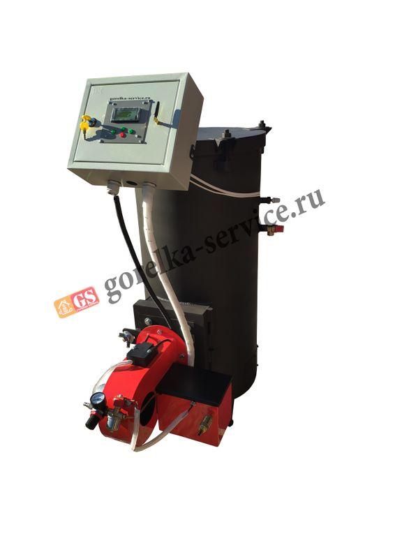 Автоматический котел ВК 5-15 кВт 2