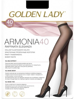 Golden Lady Armonia 40 den (2-5 размеры)