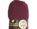 Merino Gold Madame Tricote 035 бордовый