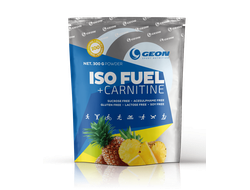(G.E.O.N.) Iso Fuel+Carnitine - (300 гр) - (апельсин)